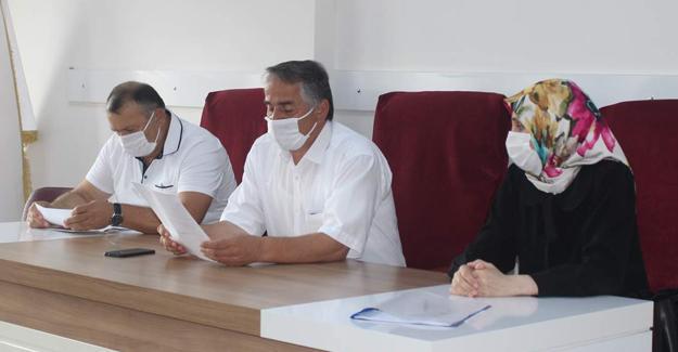 Arifiye Belediyesi Ağustos ayı toplantısı yapıldı