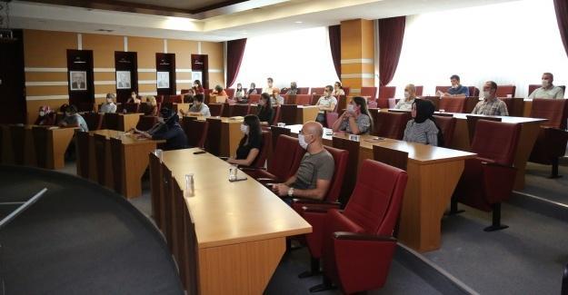E-Belediye ile esnek çalışma sisteminde hizmetler aksamayacak