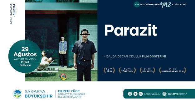Oscar ödüllü film Millet Bahçesi'nde izlenecek