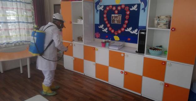 Sakarya'da okullar eğitime hazır