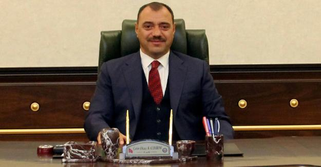 Vali Çetin Oktay Kaldırım'dan 30 Ağustos mesajı