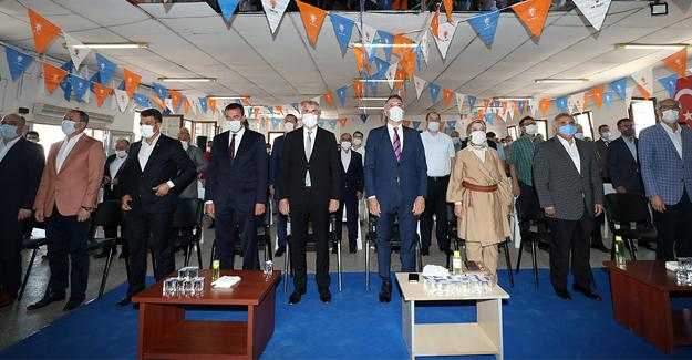 AK Parti Taraklı ilçe kongresi yapıldı