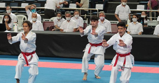 Dünya Sakarya'daki şampiyonayı konuşuyor
