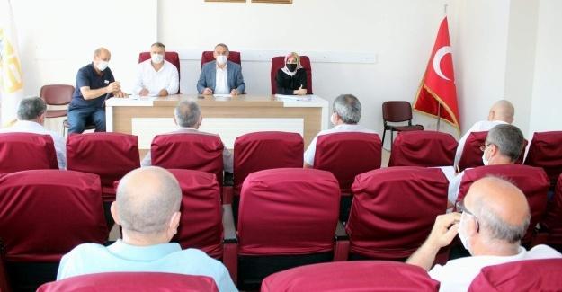 Arifiye Belediyesi Ekim Ayı Olağan Meclis Toplantısı yapıldı