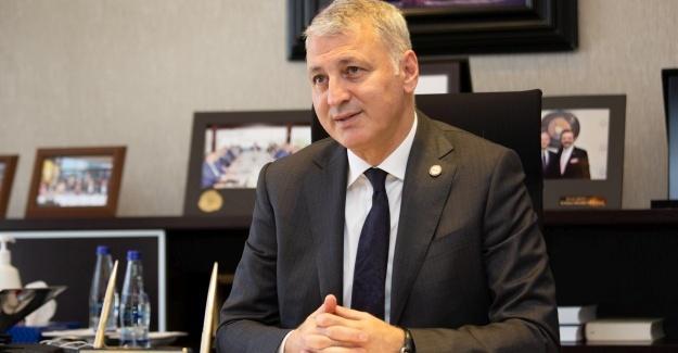 """Başkan Altuğ: """"Cumhuriyet Bayramımız kutlu olsun"""""""