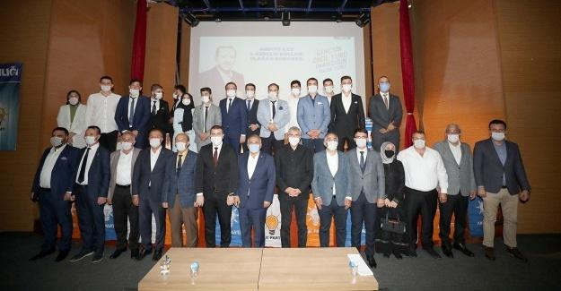 Başkan Yüce Arifiye Gençlik Kolları Kongresine katıldı
