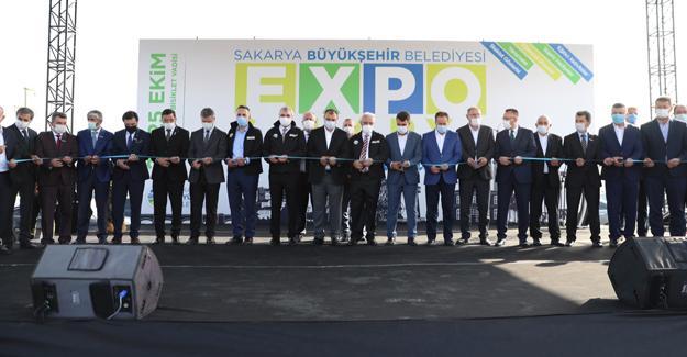 EXPO 2020'nin açılışı yapıldı