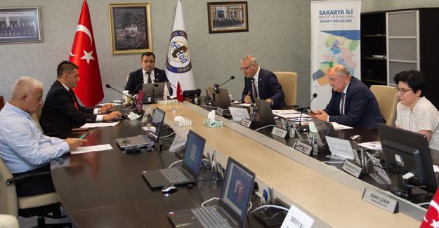 SATSO Eylül ayı meclis toplantısı yapıldı