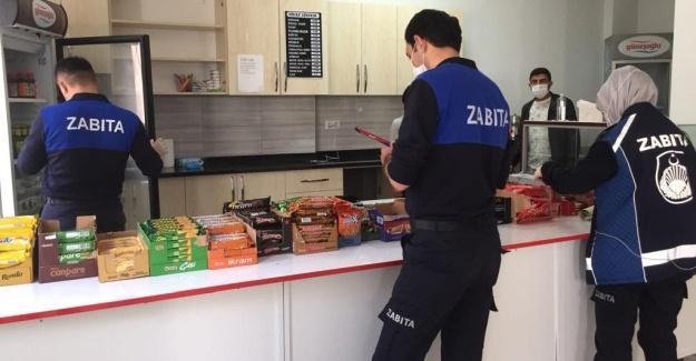 Serdivan'da kantinlere denetimler sürüyor