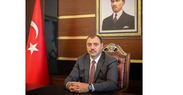 Vali Kaldırım'dan 29 Ekim kutlama mesajı