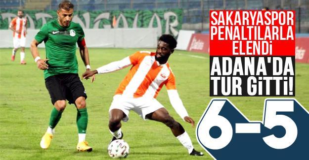 Adana'da tur gitti! 6-5