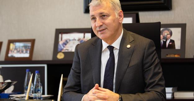 Başkan Altuğ'dan 24 Kasım Öğretmenler Günü mesajı