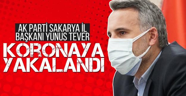 Başkan Yunus Tever koronavirüse yakalandı