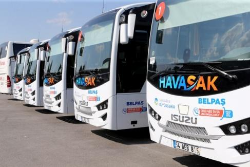 HAVASAK'a ücretsiz servis müjdesi
