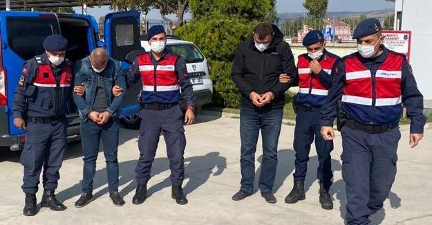 Kablo hırsızlığında 6 tutuklama