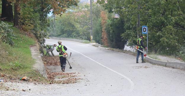 Mahallelerde kış temizliği