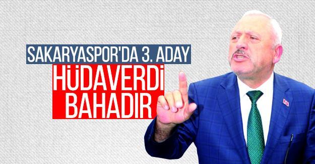 Sakaryaspor'da 3. aday