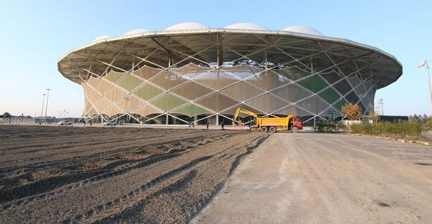 Spor şehri Sakarya'da yatırımlar devam ediyor
