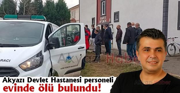 Hastane personeli evinde ölü bulundu!