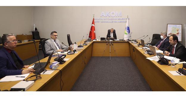 Depreme Hazırlık ve Kentsel Dayanıklılık çalıştayı yapıldı