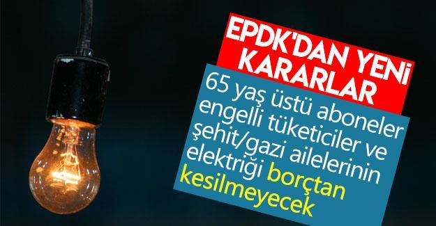 EPDK'dan yeni kararlar!