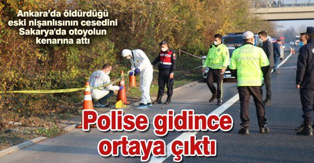 Polise gidince ortaya çıktı