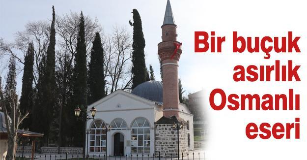 Rahime Sultan Cami görenleri hayran bırakıyor