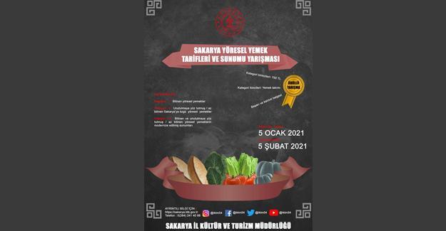 Yöresel yemek yarışmasına davet