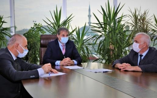 3 kurumdan ortak protokol