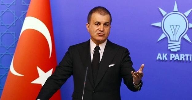 AK Parti sözcüsü Ömer Çelik kongreye katılacak