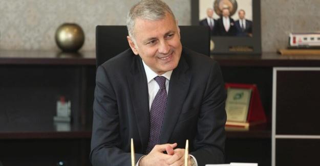 Başkan Altuğ'dan Çalışan Gazeteciler Günü mesajı