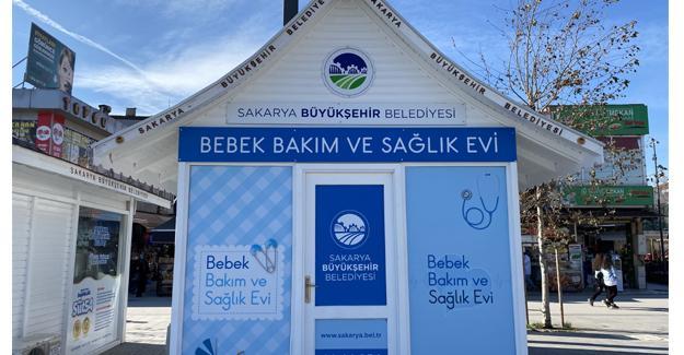 Bebek Bakım ve Sağlık Evi 1 Şubat'ta hizmette