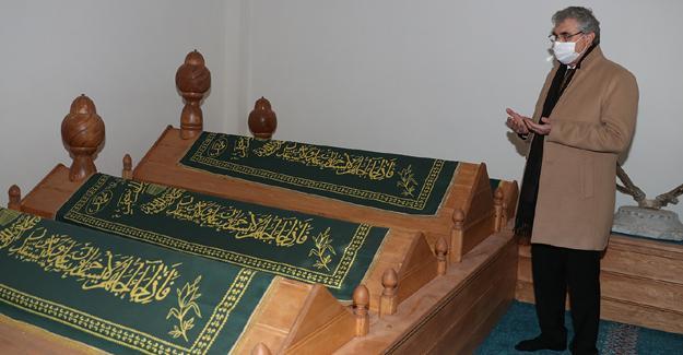Karaca Ahmet Türbesi ve Camii aslına uygun restore edildi