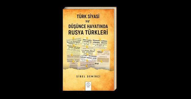 Rusya Türkleri hakkında kaynak kitap