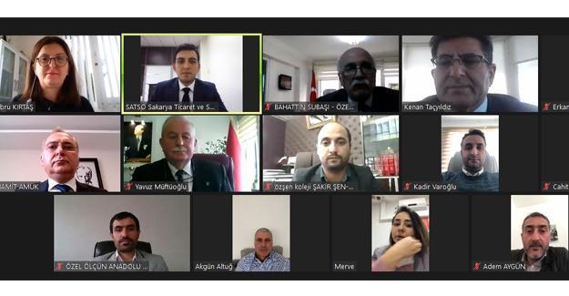 29. Meslek Komitesi olağan toplantısını yaptı