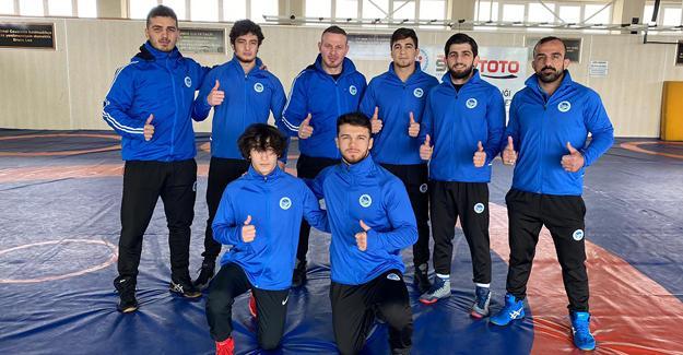 Büyükşehirli 5 sporcu Milli takıma seçildi