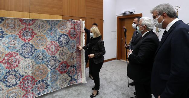 Hırvatistan Başkonsolosundan Yüce'ye ziyaret
