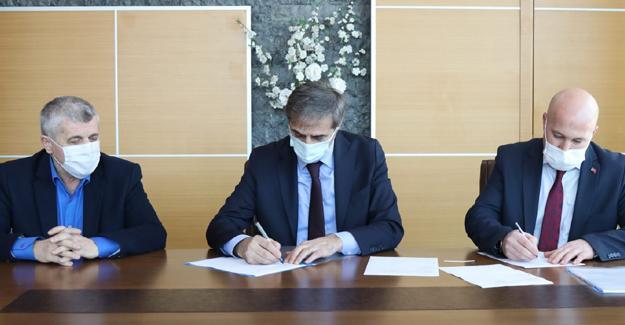 Serdivan Belediyesi'nde toplu sözleşme