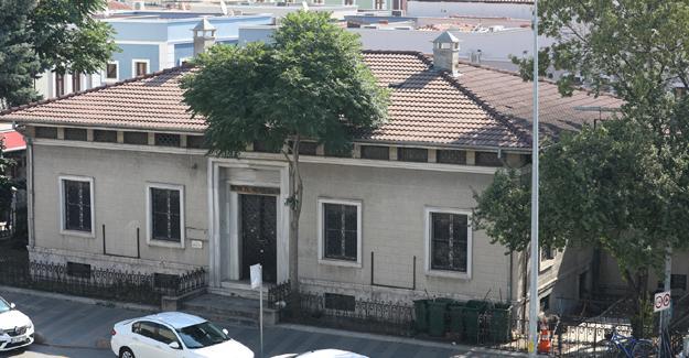 Tarihi binanın restorasyon ihalesi tamam
