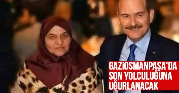 Bakan Süleyman Soylu'nun anne acısı