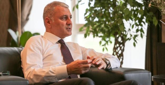 Başkan Altuğ'dan Miraç Kandili kutlama mesajı