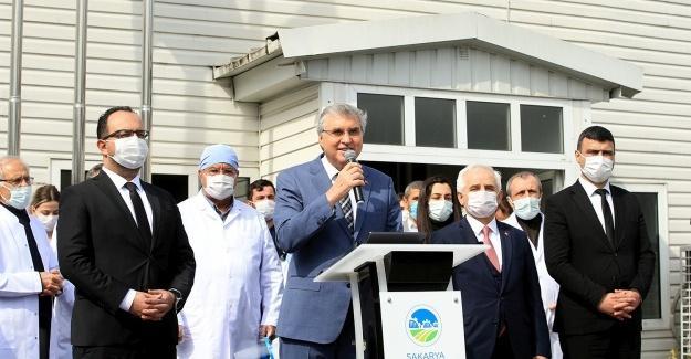 Başkan Yüce'den Tıp Bayramı mesajı