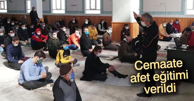'Türkiye Afet Eğitim Yılı' faaliyetleri sürüyor