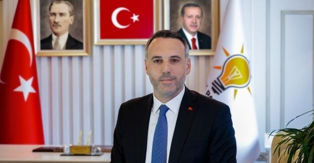 Başkan Tever 1 Mayıs'ı kutladı