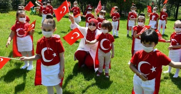 Durmuş'tan 23 Nisan Ulusal Egemenlik ve Çocuk Bayramı mesajı