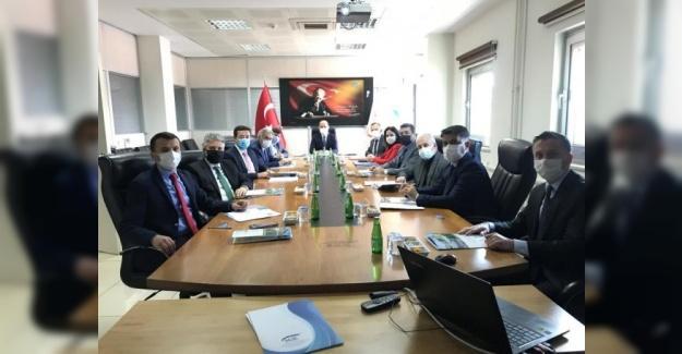 SGK il müdürleri Düzce'de toplandı