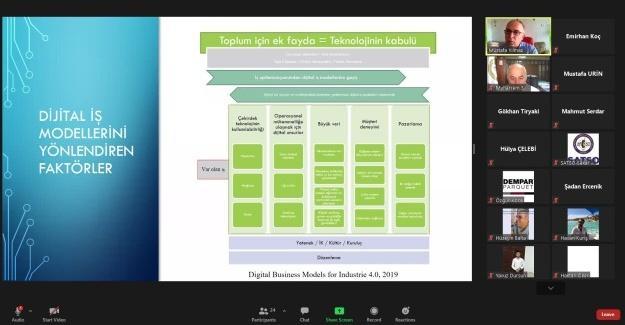 E-Ticaret'te Alibaba ticaret modeli anlatıldı