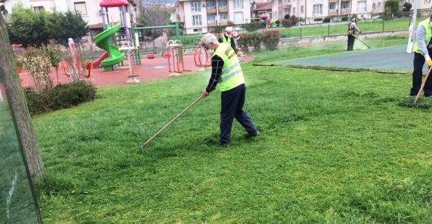 Parklar tam kapanma sonrasına hazırlanıyor