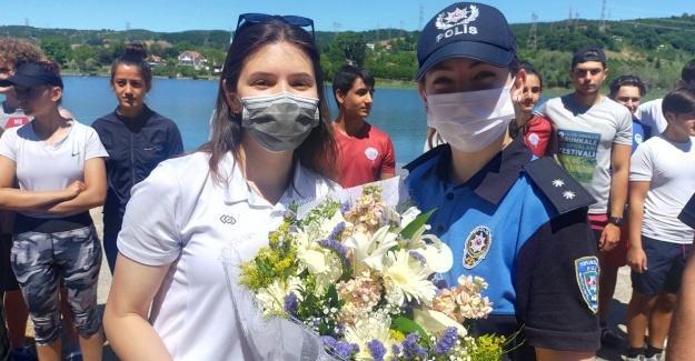 Sporcu ve Antrenörlerinin Gençlik Bayramını kutladılar