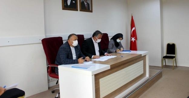 Arifiye Belediyesi Haziran ayı Olağan Meclis Toplantısı yapıldı